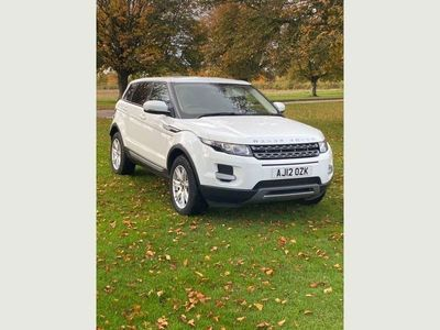 used Land Rover Range Rover evoque 2.2 TD4 Pure AWD 5dr
