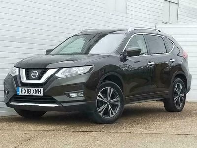 used Nissan X-Trail 1.6 DCI N-CONNECTA 5d 130 BHP