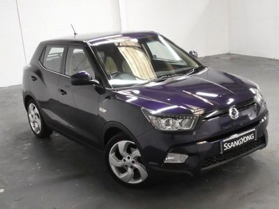 used Ssangyong Tivoli 1.6 D Ex 5Dr Auto