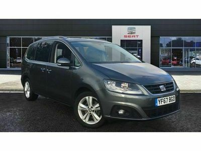 used Seat Alhambra 2.0 TDI XCELLENCE DSG (s/s) 5dr