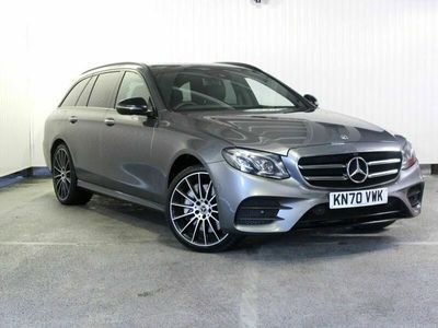 used Mercedes E400 E-Class4Matic AMG Line Night Ed Prem+ 5dr 9G-Tronic