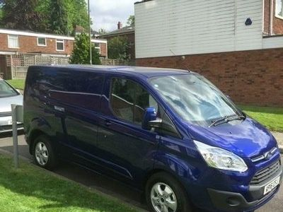 used Ford Custom Transit2.2 TDCi 270 Double Cab-in-Van L1 H1 5dr