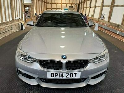 used BMW 430 4 Series 3.0 d M Sport Auto 2dr
