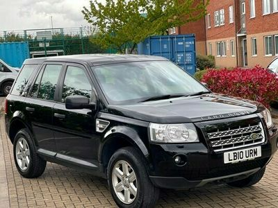 used Land Rover Freelander Station Wagon 2.2 Td4 GS 5d Auto