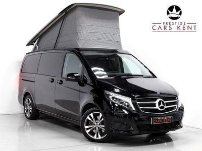 used Mercedes V220 V Classd Marco Polo Horizon Sport 4dr Auto [Long]