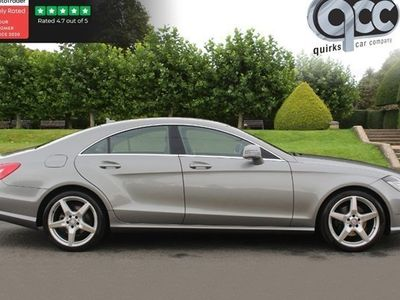 used Mercedes CLS250 UnlistedCDI BLUEEFFICIENCY AMG SPORT Coupe 2014