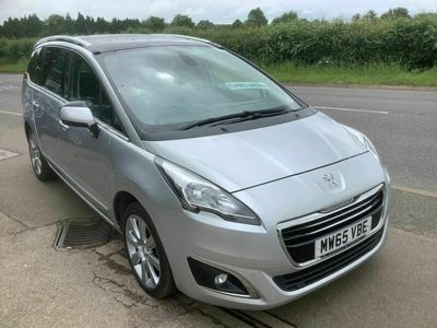 used Peugeot 5008 1.6 BlueHDi Allure (s/s) 5dr