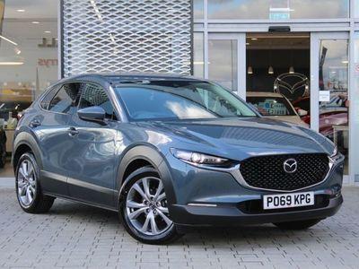 used Mazda CX-3 2.0 Skyactiv-G MHEV Sport Lux 5dr Hatchback Hatchback 2019
