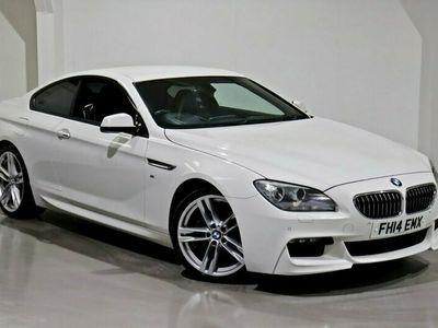 used BMW 640 6 Series 3.0 D M SPORT 2d 309 BHP, 2014 ( )