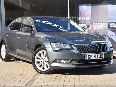 used Skoda Superb 1.6 TDI CR SE Technology 5dr