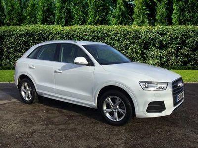 used Audi Q3 Se Tdi