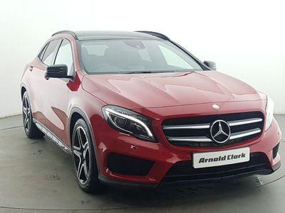 used Mercedes 250 Gla Class Hatchback4Matic AMG Line 5dr Auto [Premium Plus] 2.0