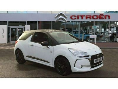 used DS Automobiles DS3 1.6 BlueHDi 120 Performance Line 3dr