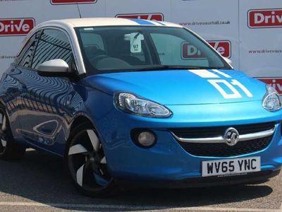 used Vauxhall Adam 1.4i [100] Slam 3dr Hatchback