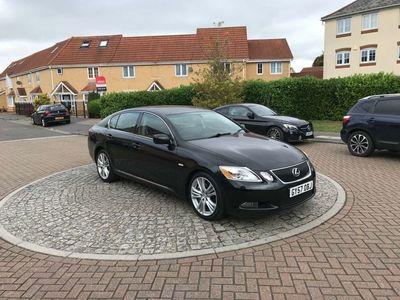 used Lexus GS450H 3.5 CVT 4dr