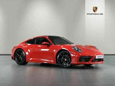 used Porsche 911 Carrera 4 Carrera 4 2dr PDK [992] coupe