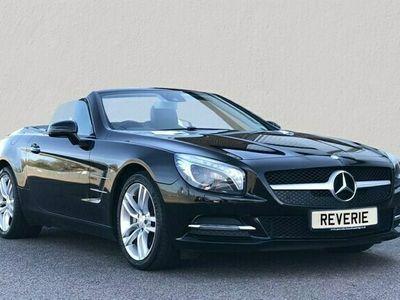used Mercedes SLS AMG 3.5 SL350 2d 306 BHP Convertible 2013