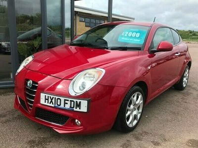 used Alfa Romeo MiTo 1.4 16V Lusso 3dr FULL SERVICE HISTORY / RECENT MOT CARRIED OUT