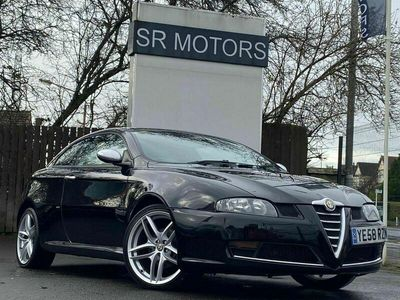 used Alfa Romeo GT 1.8 T.Spark Cloverleaf 2dr +BOSE, FULL LTHR, 18'' ALLOYS+