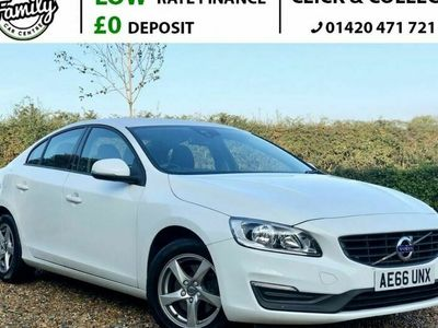 used Volvo S60 2.0 D2 BUSINESS EDITION 4d 118 BHP