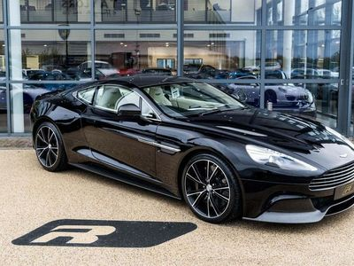used Aston Martin Vanquish 5.9 V12 Touchtronic III 2dr 2+2
