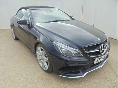 used Mercedes E350 E CLASSAMG Line Edition 2dr 9G-Tronic Blue Automatic Diesel