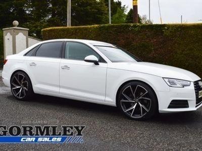 used Audi A4 SE ULTRA TDI S-A