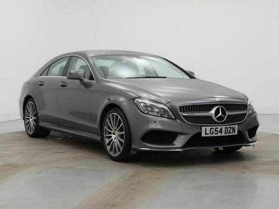 used Mercedes CLS220 CLS 2.1AMG Line G-Tronic+ (s/s) 4dr