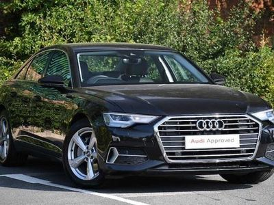 used Audi A6 Saloon Sport 40 TDI 204 PS S tronic