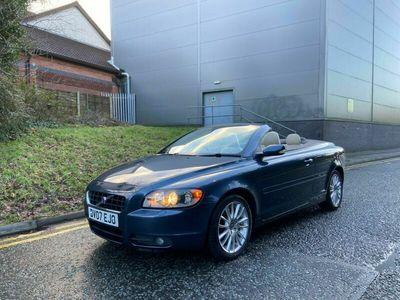 used Volvo C70 2.5 T5 SE Geartronic 2dr