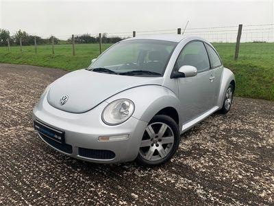 used VW Beetle 1.6 Luna