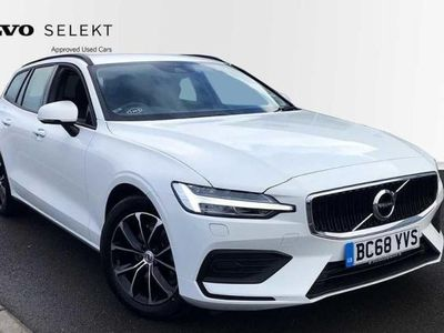 used Volvo V60 D3 Momentum Automatic Winter Pack, CD Player, Rear Park Assist 2.0 5dr
