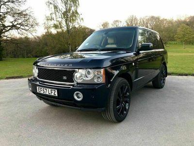 used Land Rover Range Rover 3.6 TD V8 HSE 5dr