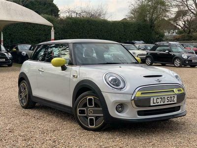 used Mini Cooper S ELECTRIC HATCHBACK 135kW2 33kWh 3dr Auto