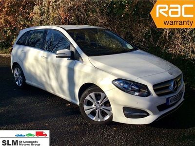 used Mercedes B180 B-Class 1.6SPORT EXECUTIVE 5dr