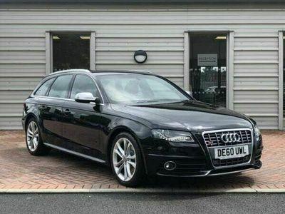 used Audi S4 Avant 3.0 quattro 2995cc S Tronic