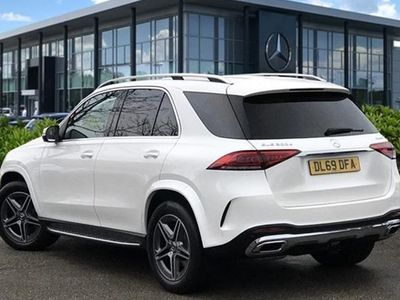 used Mercedes 300 GLE SUV GLEd 4Matic AMG Line Premium 5 seats 9G-Tronic auto 5d