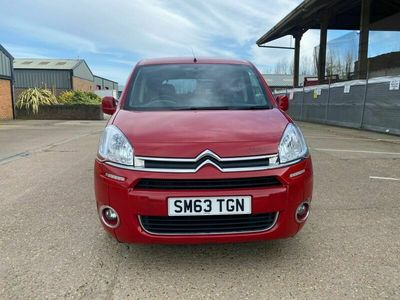 used Citroën Berlingo 1.6 HDi VTR (Family Pack) 5dr