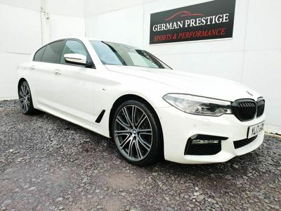 used BMW 530 5 Series 3.0 d M Sport Auto xDrive (s/s) 4dr