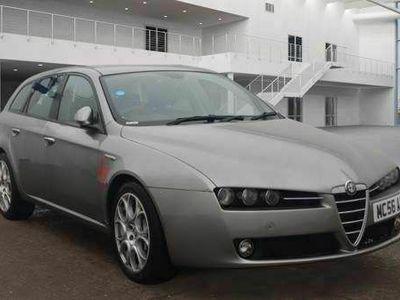 used Alfa Romeo 159 Sportwagon 3.2 JTS V6 Lusso 4x4 5dr