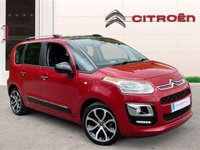 used Citroën C3 Picasso 1.6 Bluehdi Platinum Mpv 5dr Diesel Manual (101 G/km, 99 Bhp)