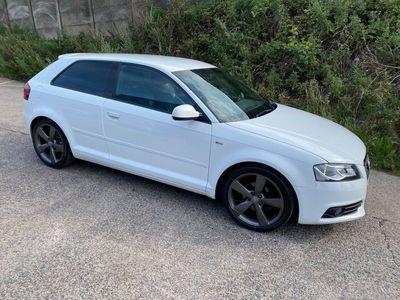 used Audi A3 2.0 TDI Black Edition 3dr