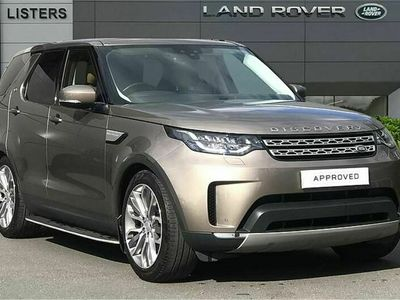 used Land Rover Discovery 3.0 TD6 (258hp) HSE SUV 2017