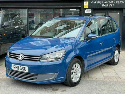 used VW Touran 1.6 TDI BlueMotion Tech S (s/s) 5dr (5 Seat)