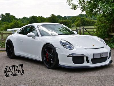 used Porsche 911 GT3 911 3.8PDK 2dr