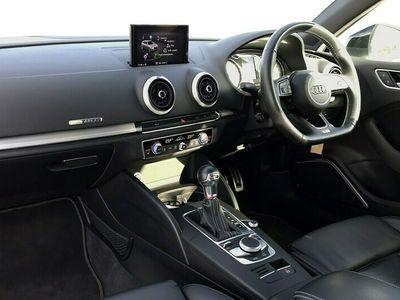 used Audi A3 Sportback Black Edition 2.0 TFSI quattro 310 PS S tronic Hatchback 2017