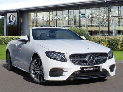 used Mercedes E350 E-Class4Matic Amg Line Premium 2Dr 9G-Tronic