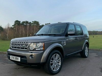 used Land Rover Discovery 4 TDV6 HSE 3.0 5dr