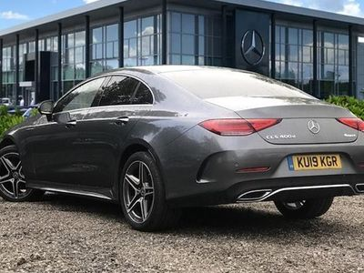 used Mercedes CLS400 CLS Couped 4Matic AMG Line Premium Plus 9G-Tronic auto 4d