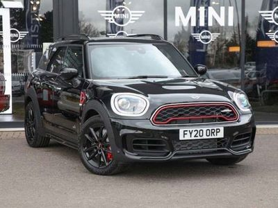 used Mini John Cooper Works Countryman 2.0 (306) Cooper Works ALL4 5dr Auto